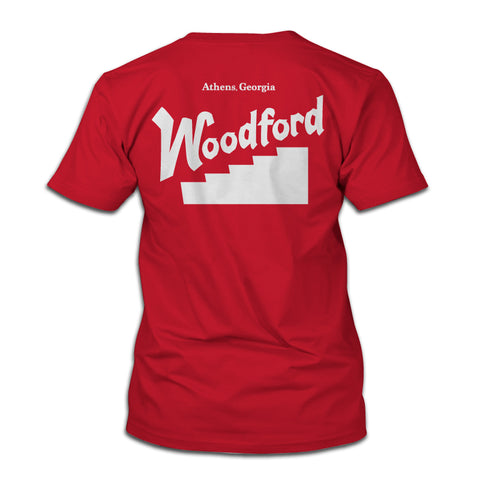 Woodford - Red