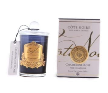 Pink Champagne Gold Candle 75g