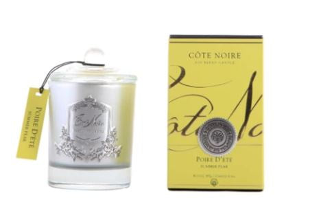 Summer Pear Candle Silver 75g