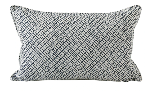Sonora Indian Teal Cushion 35 x 55cm