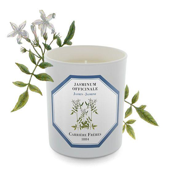 Carriere Freres Jasmine Candle 185g