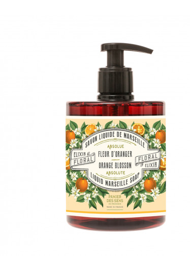 Orange Blossom Hand & Body Wash 500ml