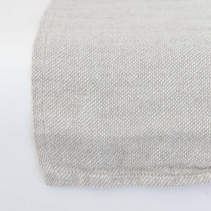 RUSTICO European Linen Cushion 50x50 Oatmeal
