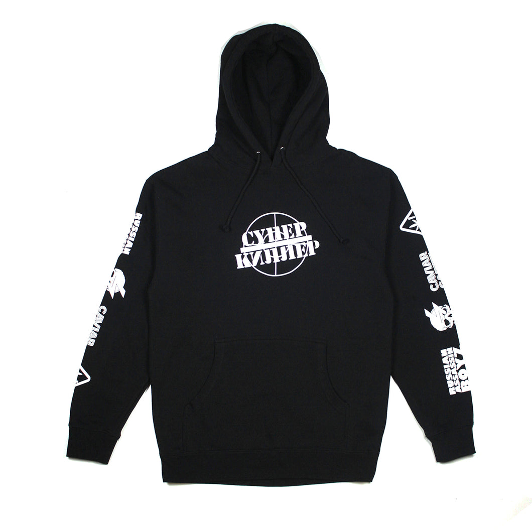 SSUR X Russian Assassin Boyz Hoody