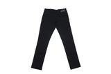 Black Stretch Denim Pant