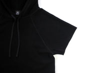 Inside Out Short Sleeve Hoody