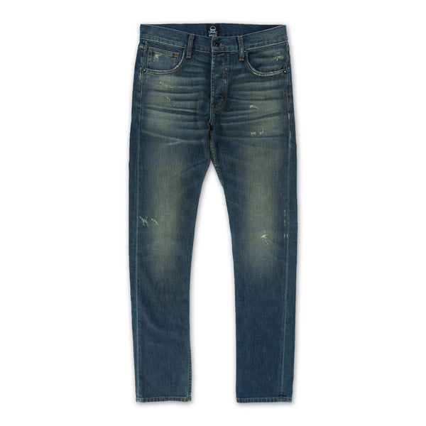 American Made Treated Denim Pant