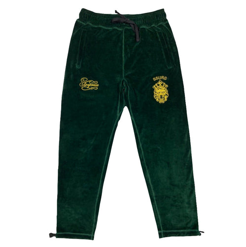 LION VELOUR SWEATPANTS