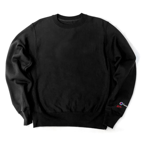 SSUR Champion Channel Zero Crewneck