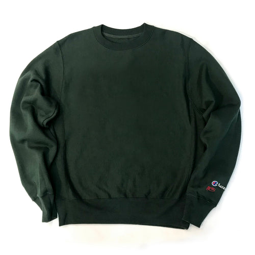 SSUR Channel Zero Champion Crewneck