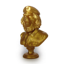 Gold Mini Rebel Ape Bust