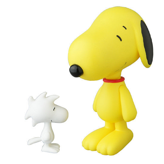 SSUR X Peanuts vinyl collectible figure set by Medicom