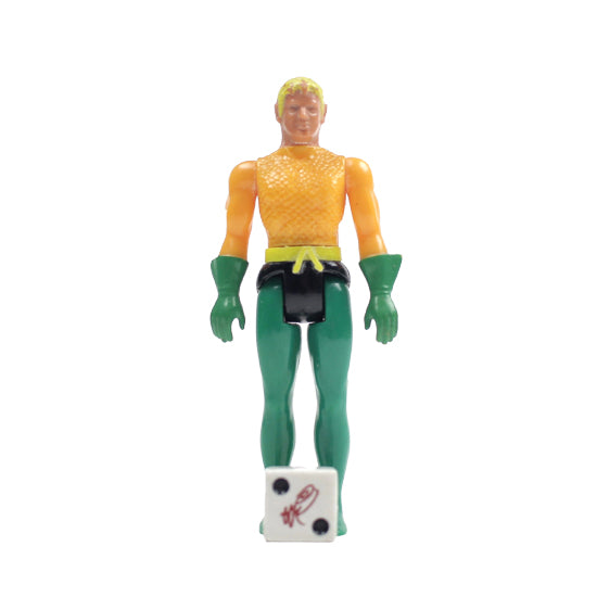 Vintage Aqua Man Action Figure