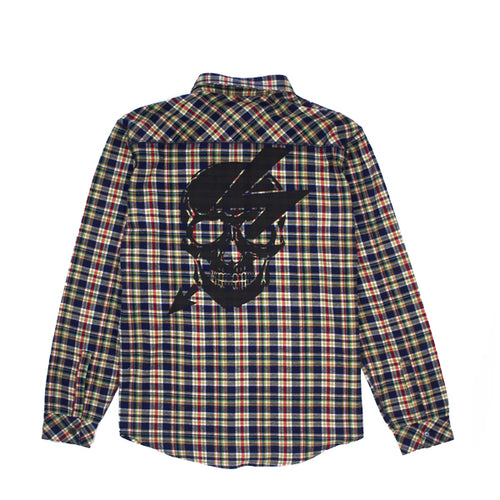 High Voltage Flannel