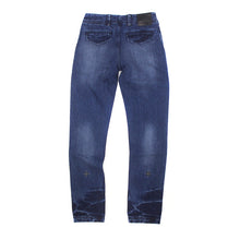 Distressed Indigo Made in OD Chino Pant