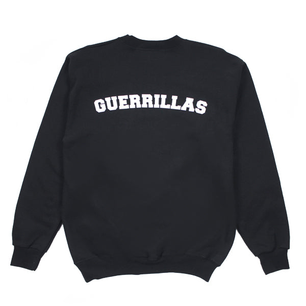 SSUR*Plus Guerrillas Crewneck