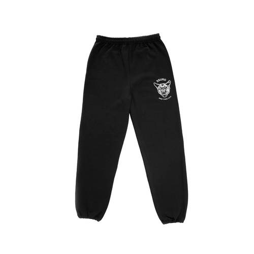 KIDS Warning Sweatpants