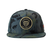 Warning Patch Snapback **multiple colors**