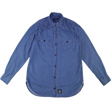Lifer Denim Button Up