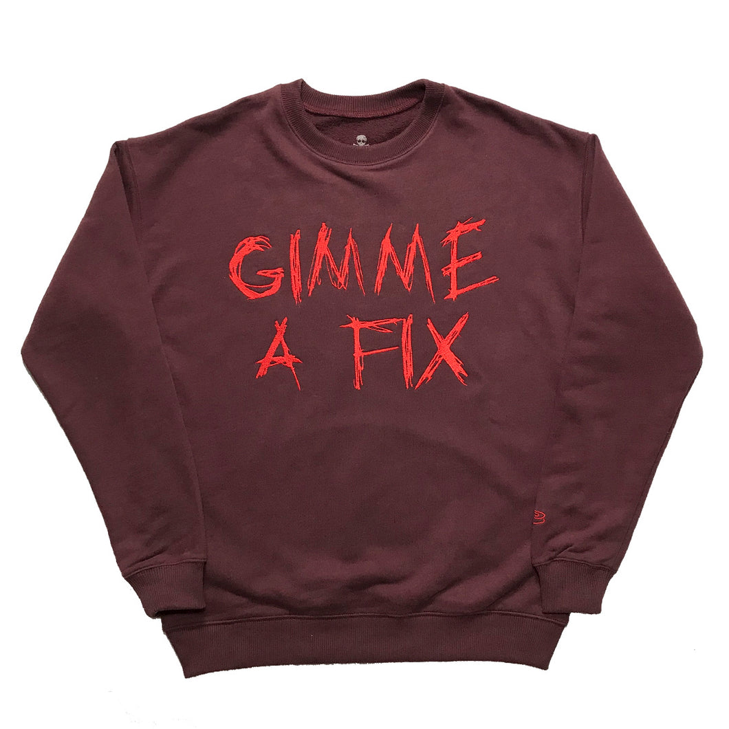 Gimme Fix Crewneck