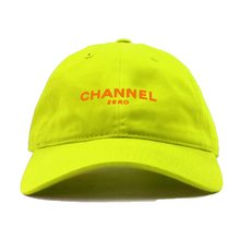 Channel Zero Unstructured Hat **Multiple Colors**