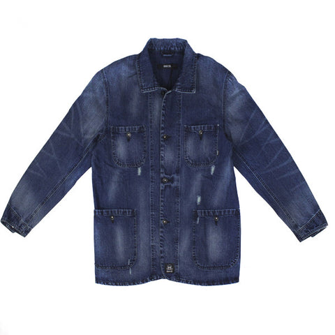 Made in OD Denim Jacket