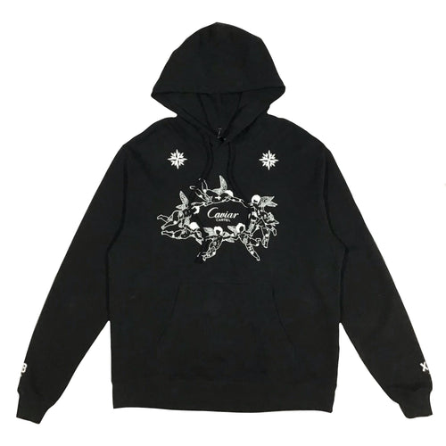 CAVIAR CARTEL ANGELS WITH NO FACE HOODIE