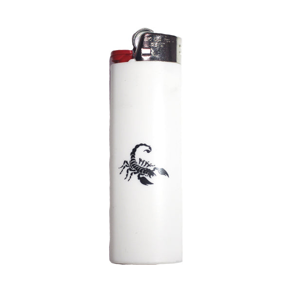Scorpion Kilo BIC Lighter