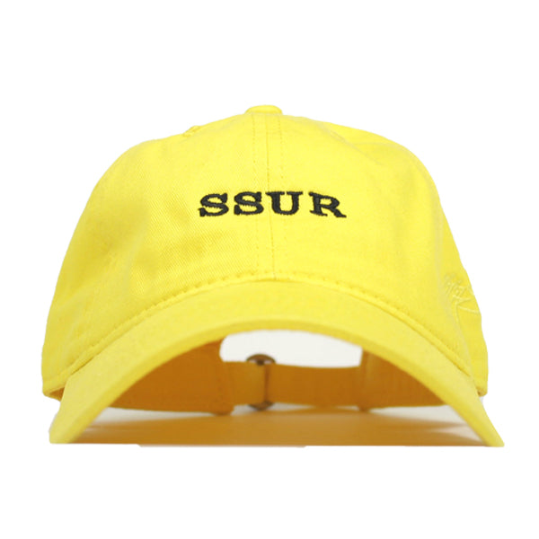SSUR Logo Unstructured Hat