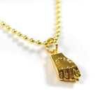 Figa Fist Necklace