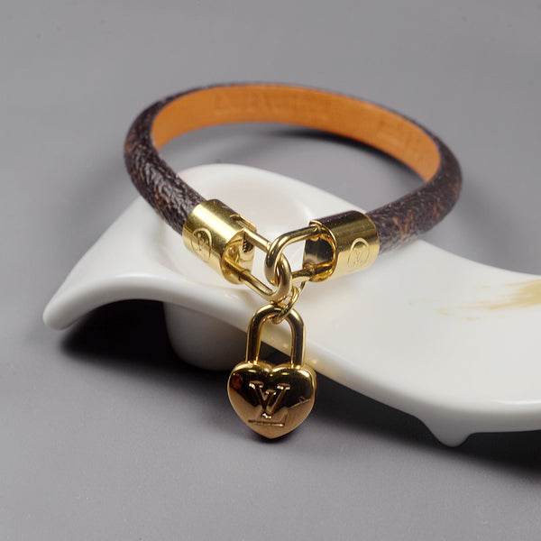 Louis Vuitton CRAZY IN LOCK BRACELET
