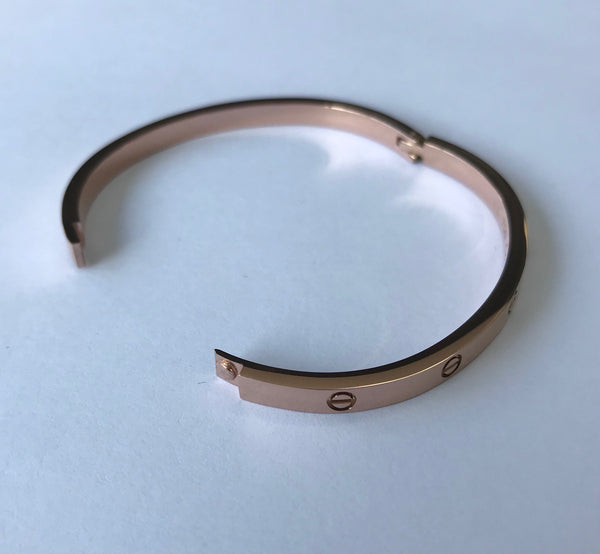 cartier love bracelet for children's