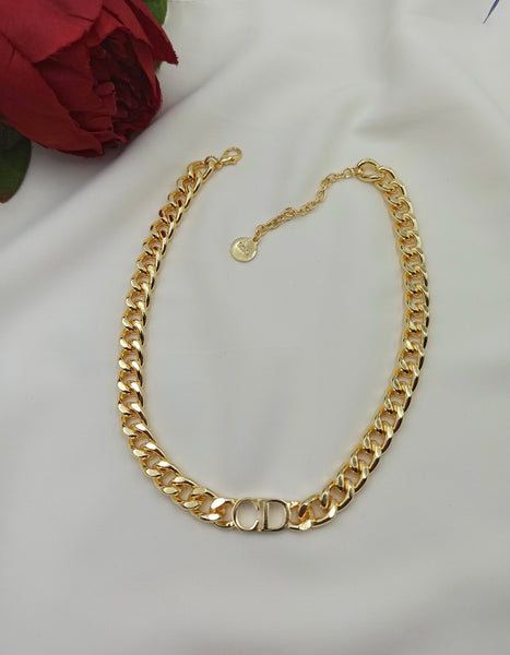 Christian Dior Choker Necklace