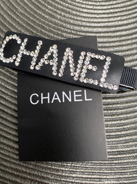 Chanel Hair Slide - Designer inspired