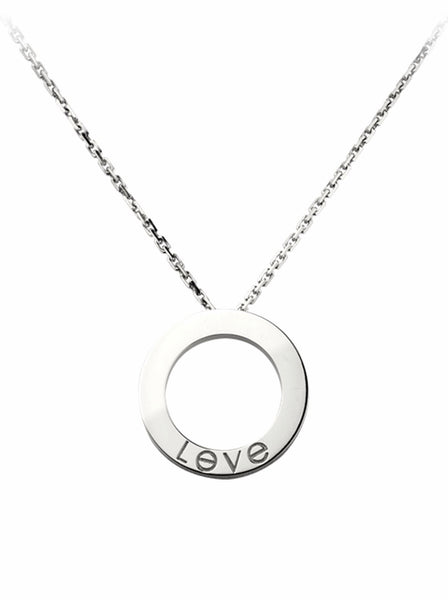Cartier Love Necklace - Matches the Love Bracelet and Love Ring