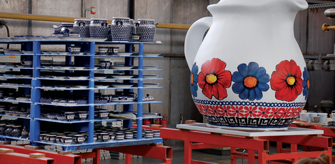 Polish Pottery PasParTou