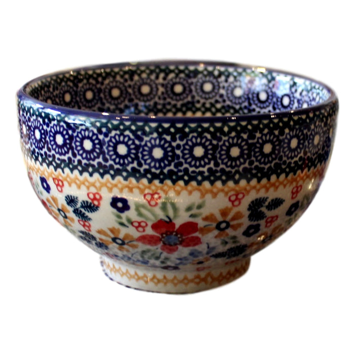 Harvest Floral - Bowl for Starters  Polish Ceramics - PasParTou