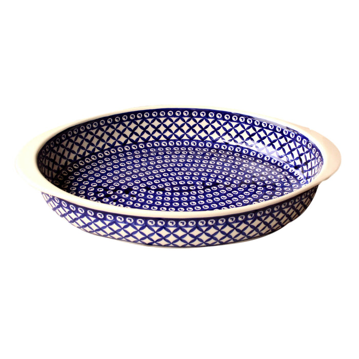 Lattice - Large Oval Baker - PasParTou