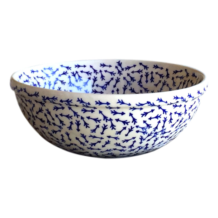 Blue Arrows - Salad Bowl - Pas-Par-Tou