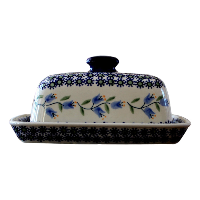 Bluebells - American Butter Dish - PasParTou