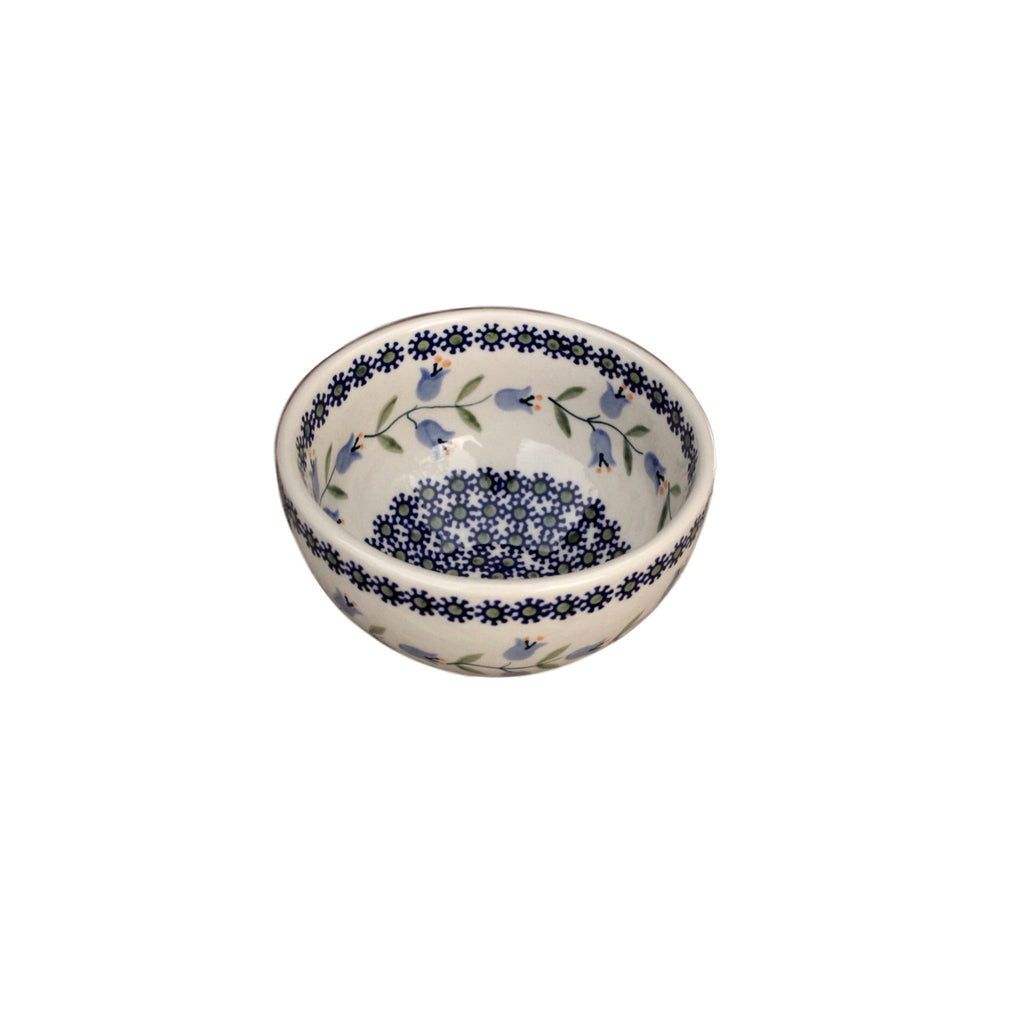 Bluebells -  Bowl for starters  Polish Ceramics - PasParTou