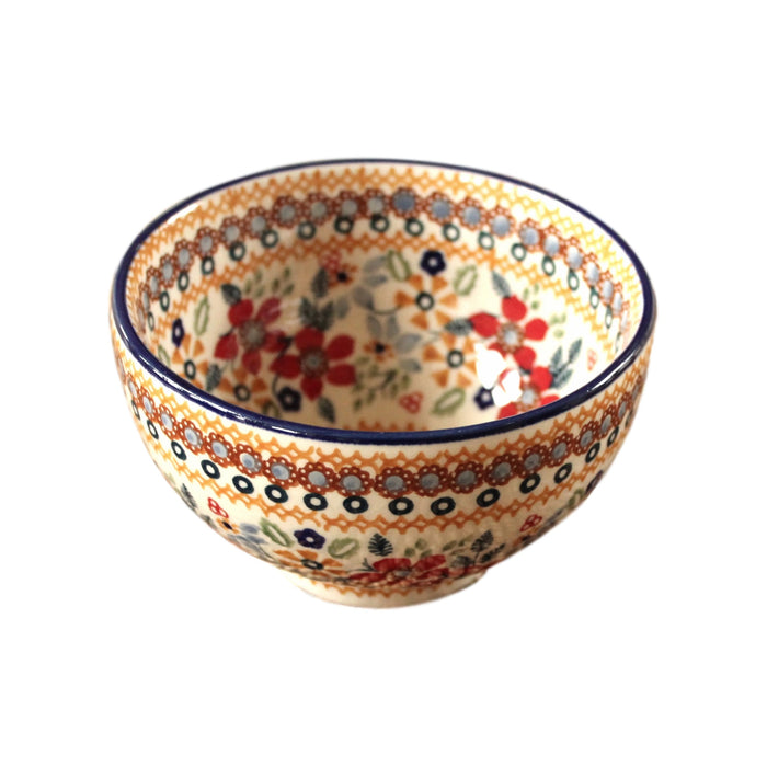 Harvest Floral 2 - Bowl for Starters  Polish Ceramics - PasParTou