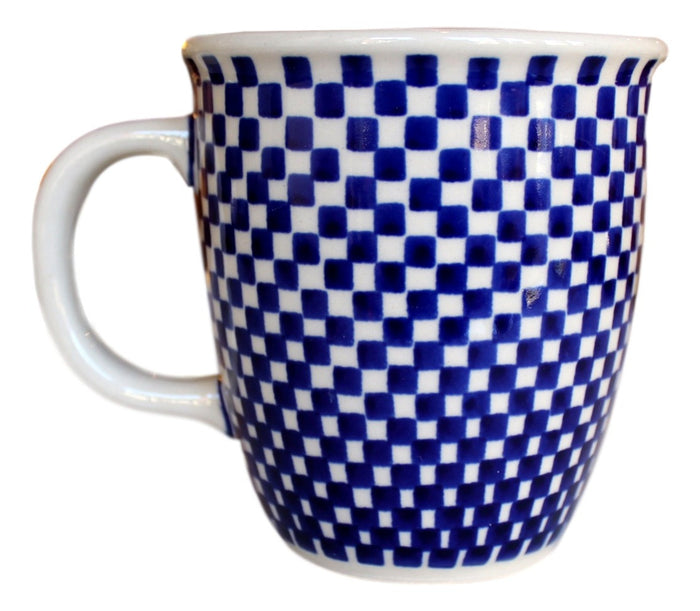 Checkerboard - Cup  Polish Ceramics - PasParTou