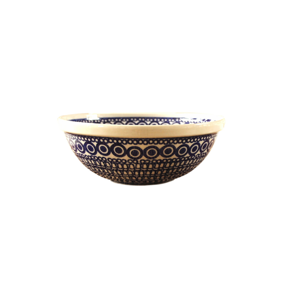 Circles - Medium Serving Bowl - Pas-Par-Tou