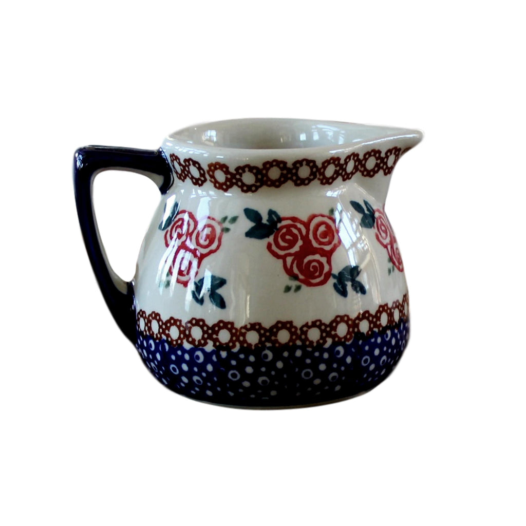 Red Rose - Small Creamer