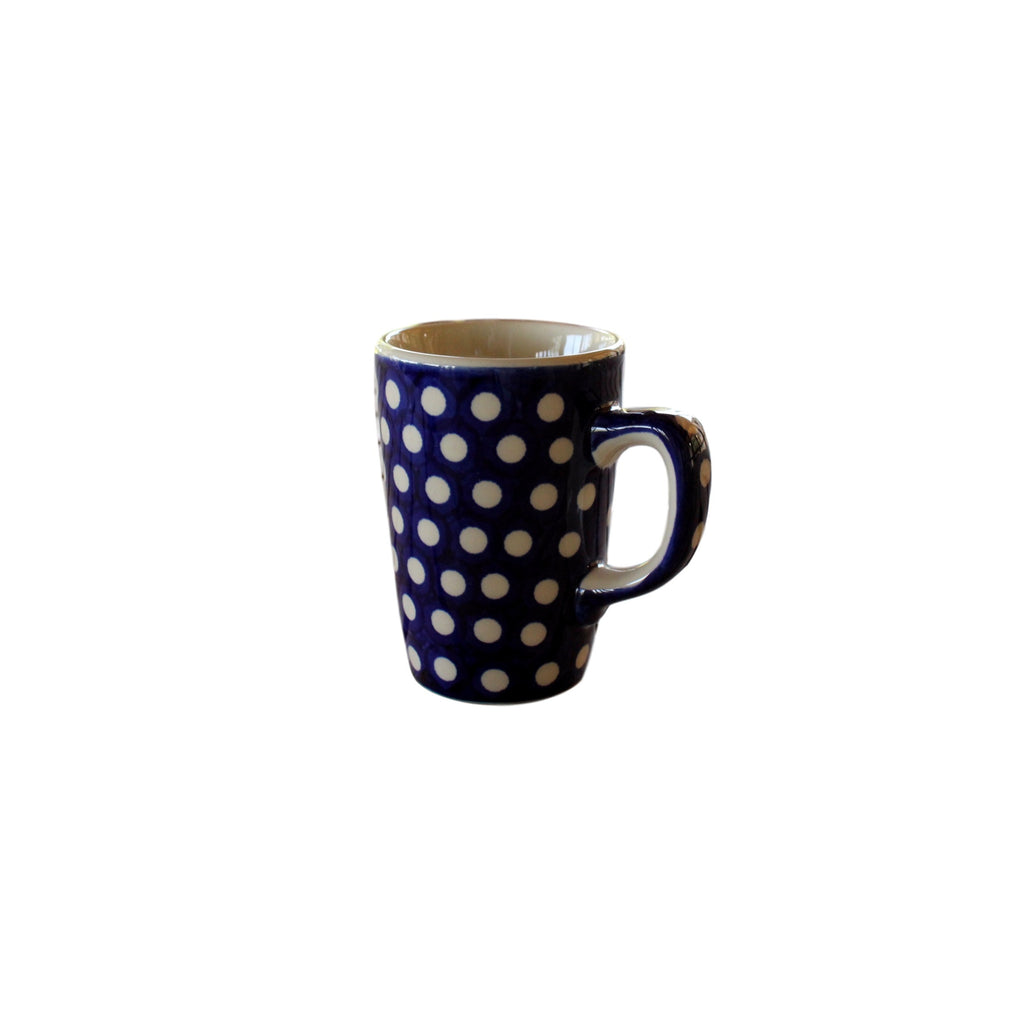 Dots - Straight Mug  Polish Ceramics - PasParTou