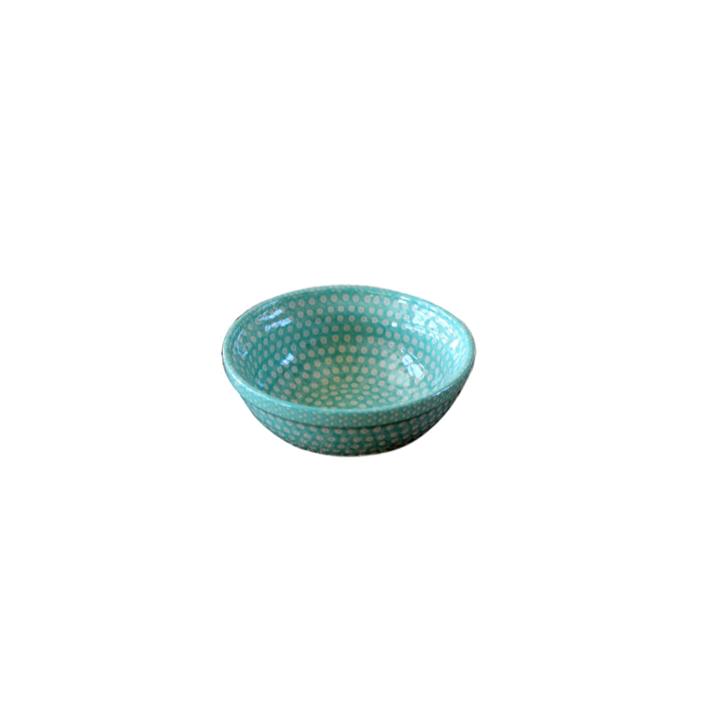 Dotty for Dots Mint - Dessert Bowl - Pas-Par-Tou