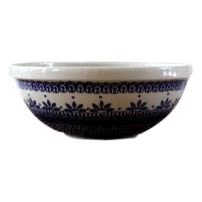Greco - Medium Serving Bowl  Polish Ceramics - PasParTou