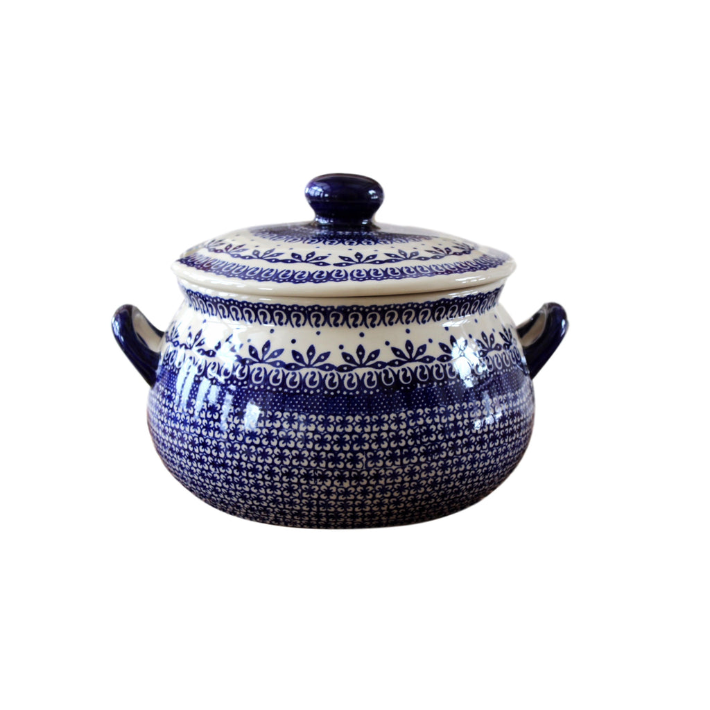 Greco - Soup Tureen  Polish Ceramics - PasParTou