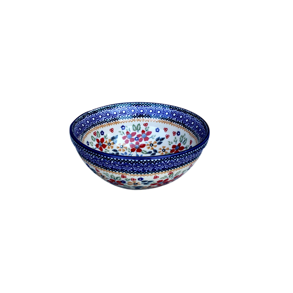 Harvest Floral - Small Serving Bowl - Pas-Par-Tou